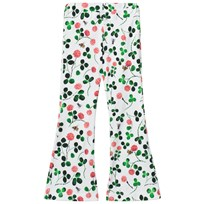 Anïve For The Minors Trousers Clover White/Multi White/multi