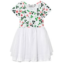 Anïve For The Minors Dress Clover White/Multi White/multi