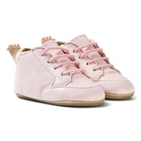 Easy Peasy Pale Pink Izi B Pre Walker Shoes 055