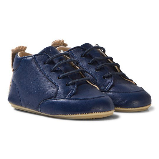 Easy Peasy Navy Izi B Pre Walker Shoes 018