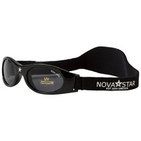 Nova Star Baby Sunglasses Black Black