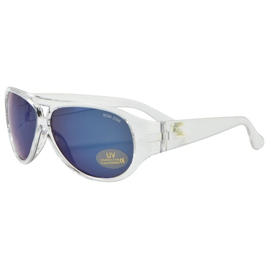 Nova Star Buzz2 Clear Sunglasses Seethrough