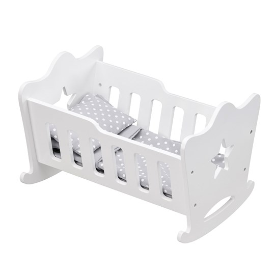 Kids Concept Star Dock Vagga Vit White