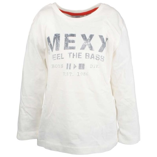 Mexx Kids Boys T-Shirt White White