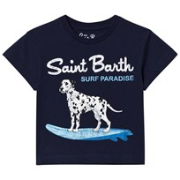 MC2 St Barth Surfing Dalmation Tee 61 SURF DALMIAS