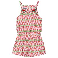 MC2 St Barth Watermelon Allover Print Playsuit Melony