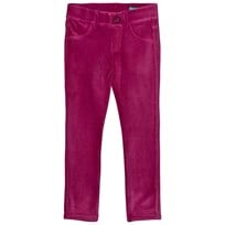 United Colors of Benetton Winered Trousers Red