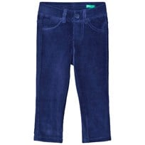 United Colors of Benetton Darkblue Trousers Blue