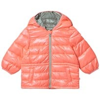 United Colors of Benetton Neon Pink Jacket Pink