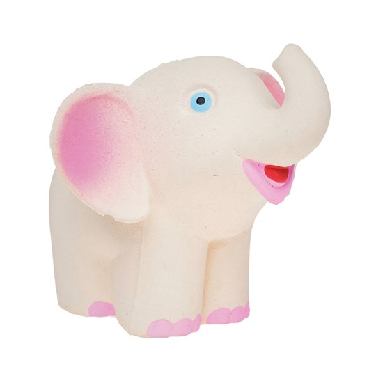 Lanco Elephant Natural Rubber Toy