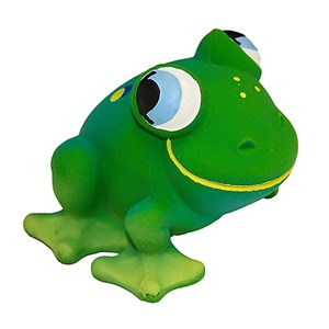 Image of Lanco Frog Natural Rubber Toy (2743741195)