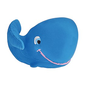 Image of Lanco Whale Natural Rubber Toy (3125352697)