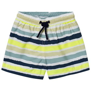 Image of Heidi Klein Thomas Multi Colour Stripe Trunks 3-4 years (2743807111)