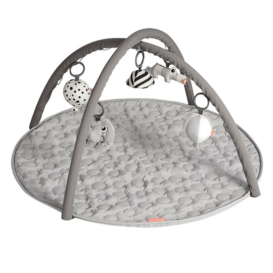 Done by Deer Activity Play Mat Grey Sort