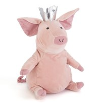 Jellycat Petronella The Pig Princess Small Lyserød