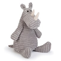 Jellycat Cordy Roy Rhino Medium Grey