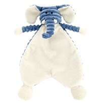 Jellycat Cordy Roy Elephant Soother Multi