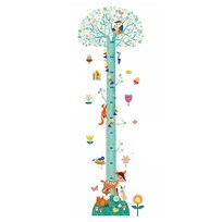 Djeco Blossom Tree Height Chart Multi