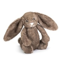 Jellycat Bashful Pecan Bunny Brown