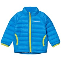 Didriksons Umlali Kids Puffer Jacket Sharp Blue Sharp Blue