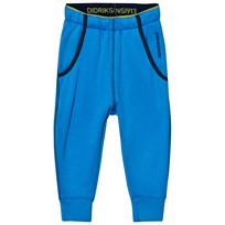 Didriksons Bawal Kids Softshell Pants Sharp Blue Sharp Blue