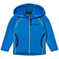 Didriksons Bawal Kids Softshell Jacket Sharp Blue Sharp Blue