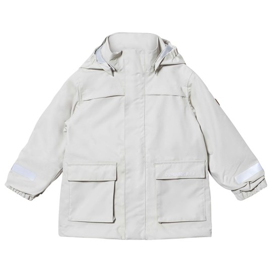 Didriksons Sillen Kids Jacket Light Khaki Light khak