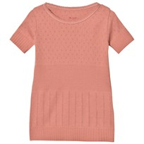 Noa Noa Miniature Doria Mini Basic T-Shirt Brick Dust Pink