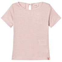 Noa Noa Miniature Olba Mini Basic T-Shirt Sepia Rose Purple