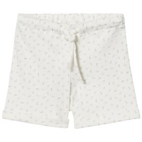 Noa Noa Miniature Basic Printed Shorts Tourmaline Blue