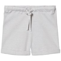 Noa Noa Miniature Basic Striped Shorts Drizzle Blue