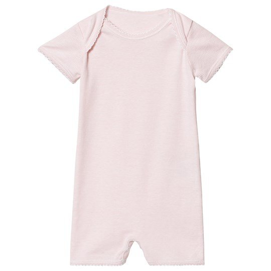 Noa Noa Miniature Baby Basic Striped Body Pink Dogwood Pink