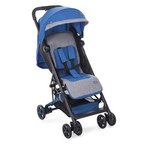 Image of Chicco Miinimo Stroller Power Blue 2017 (2743760429)