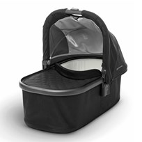 UPPAbaby VISTA/CRUZ Carrycot Jake (Black) - Carbon Frame Hopea