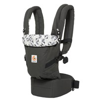 Ergobaby Adapt Bärsele Graphic Grey Grey