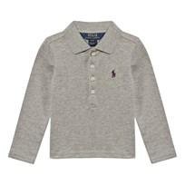 Ralph Lauren Långärmad Polo Tröja Bleecker Heather Bleecker Heather