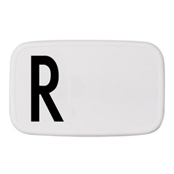 Design Letters Personal Lunch Box R