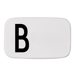 Design Letters Personal Lunch Box B