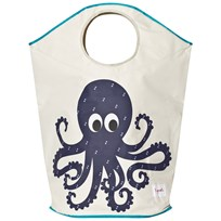 3 Sprouts Octopus Laundry Hamper Assortert