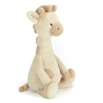 Jellycat Small Gentle Giraffe Rattle Multi
