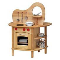 Nic Large Double-Sided Kitchen