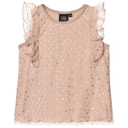 Petit by Sofie Schnoor Top Copper Dot