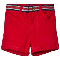 Andy & Evan Red Twill Shorts Rød