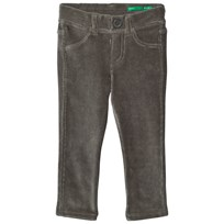 United Colors of Benetton Green Trousers Green