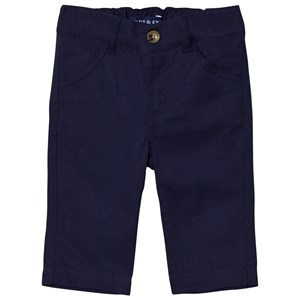 Image of Andy & Evan Navy Twill Pants 11-12 years (2757008709)