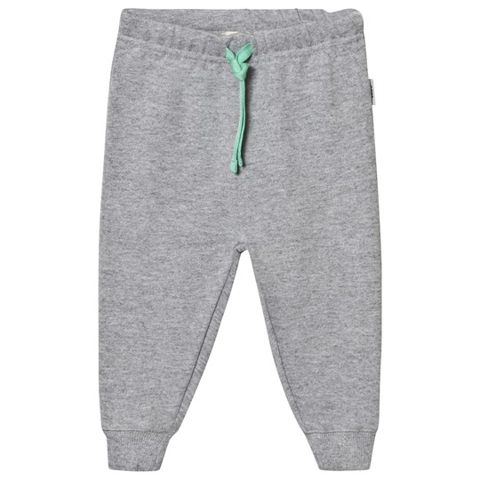 ebbe Kids Sanders Sweat Pants Grey Melange Grey Melange