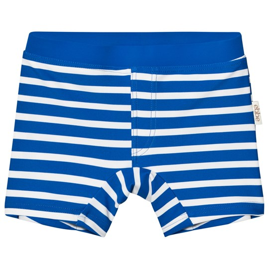 ebbe Kids Alanzo Swim Pant Ocean Blue Stripe Ocean Blue Stripe