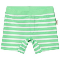 eBBe Kids Alanzo Swim Pant Crisp Green Stripes Crisp green stripes