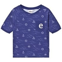 eBBe Kids Artie UV-Tröja Blue Sea Waves Blue sea waves