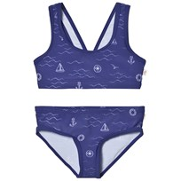 ebbe Kids Ariel Bikini Blue Sea Waves Blue sea waves